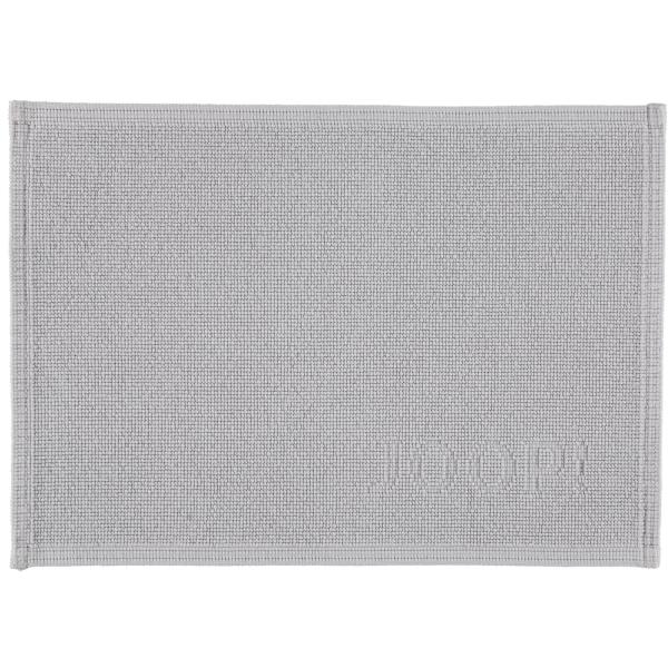 JOOP! Badematte Signature 49 - Farbe: Silber - 026 50x70 cm