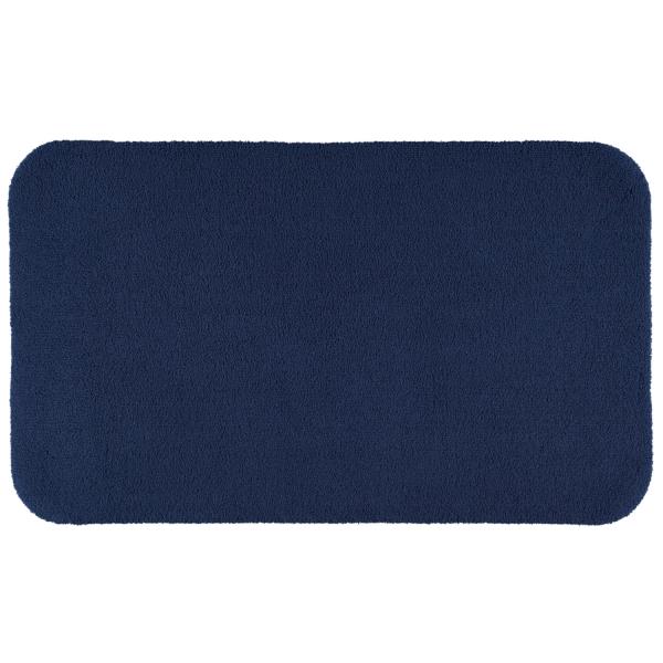 Rhomtuft - Badteppiche Aspect - Farbe: kobalt - 84 70x120 cm