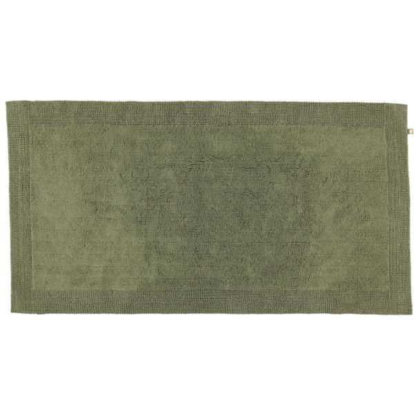 Rhomtuft - Badteppiche Prestige - Farbe: olive - 404 80x160 cm