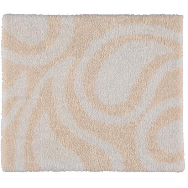 Rhomtuft - Badteppiche Paisley - Farbe: ecru - 260 50x60 cm