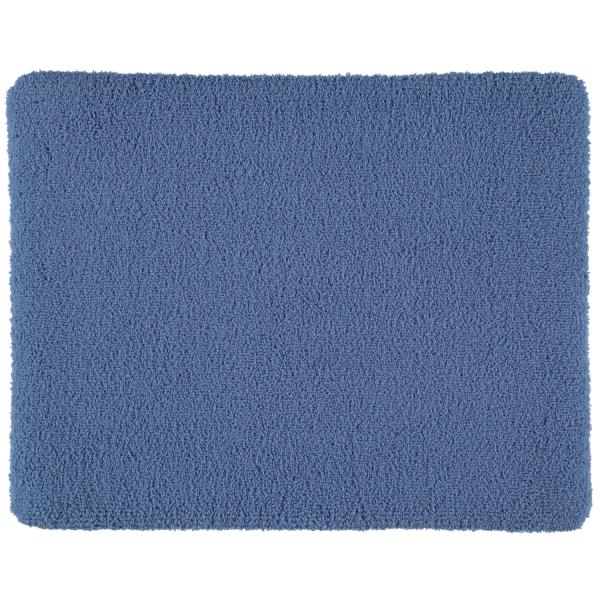 Rhomtuft - Badteppiche Square - Farbe: aqua - 78 50x60 cm