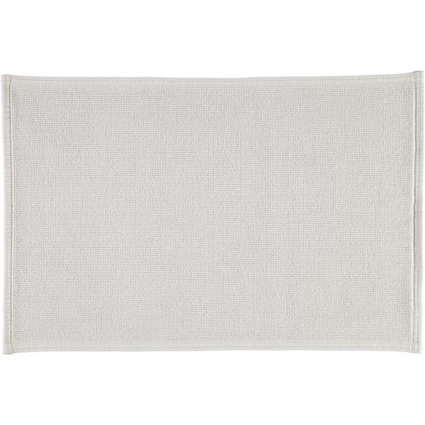 Rhomtuft - Badteppiche Plain - Farbe: perlgrau - 11 60x90 cm
