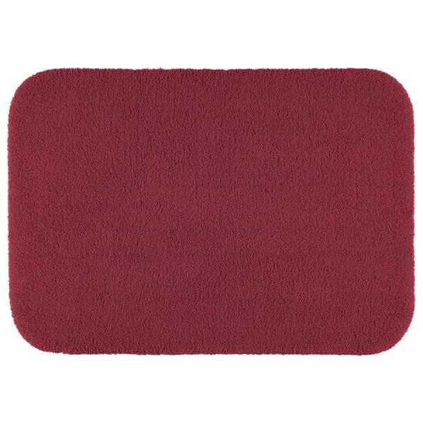 Rhomtuft - Badteppiche Aspect - Farbe: marsala - 391 60x90 cm