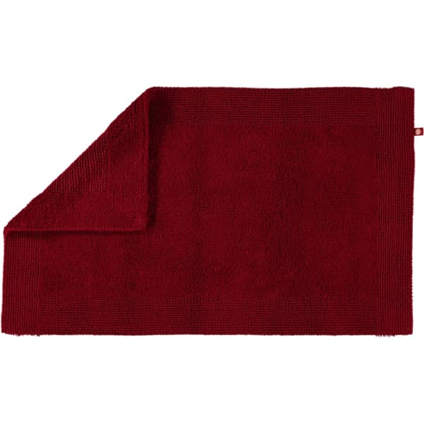 Rhomtuft - Badteppiche Prestige - Farbe: cardinal - 349 60x100 cm
