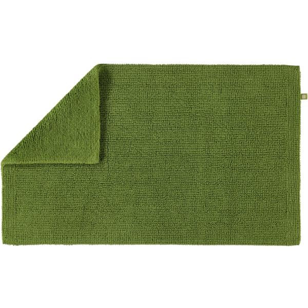 Rhomtuft - Badteppich Pur - Farbe: lind - 12 50x75 cm