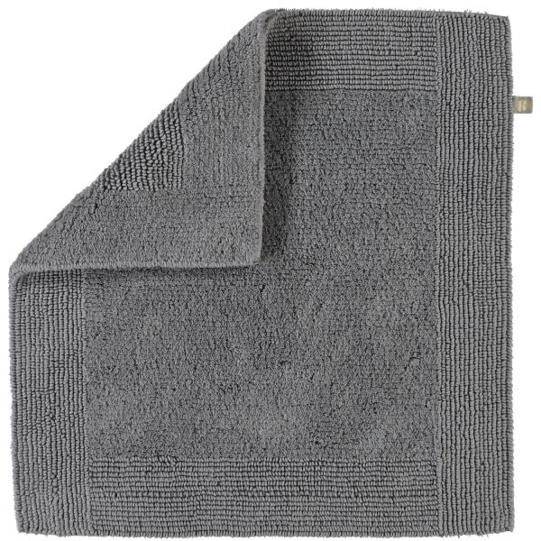 Rhomtuft - Badteppiche Prestige - Farbe: kiesel - 85 60x60 cm