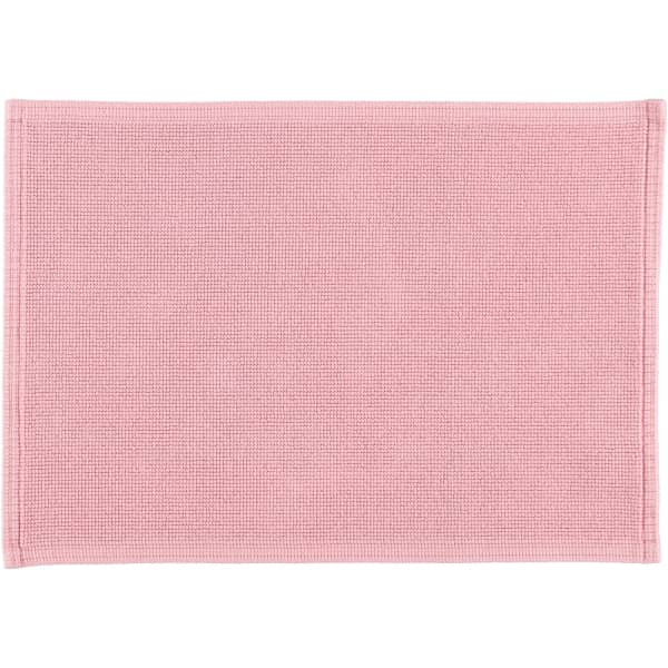 Rhomtuft - Badematte Plain - Farbe: rosenquarz - 402 50x70 cm
