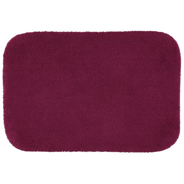 Rhomtuft - Badteppiche Aspect - Farbe: berry - 237 60x90 cm