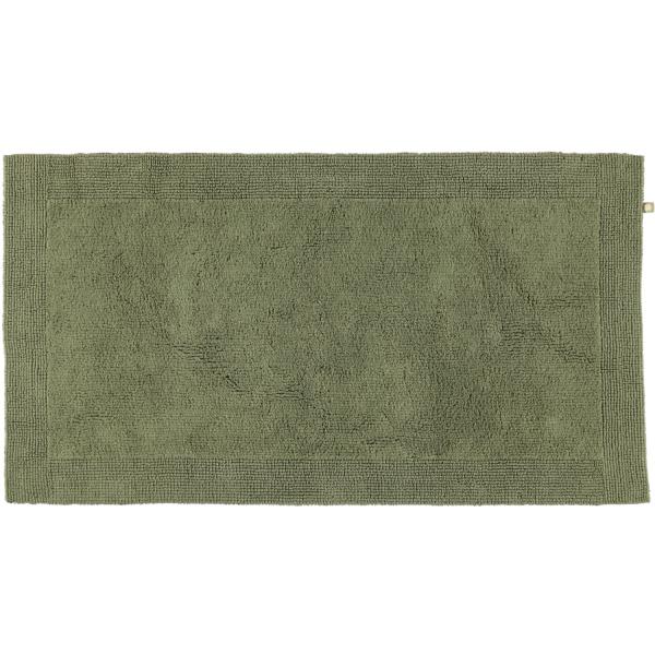 Rhomtuft - Badteppiche Prestige - Farbe: olive - 404 70x130 cm
