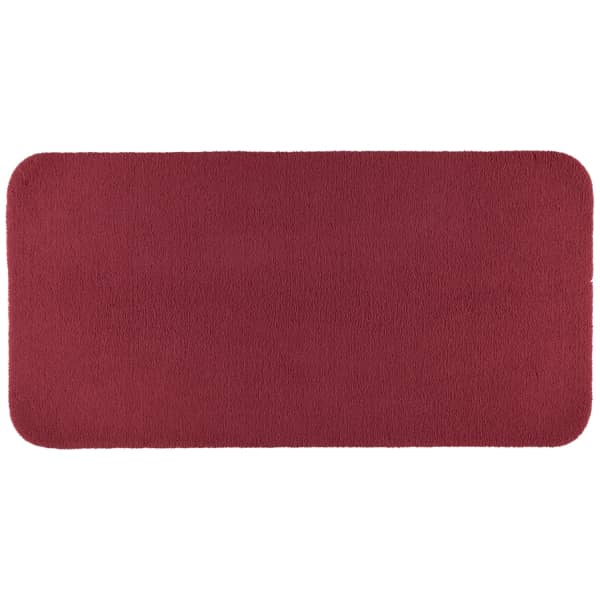 Rhomtuft - Badteppiche Aspect - Farbe: marsala - 391 80x160 cm