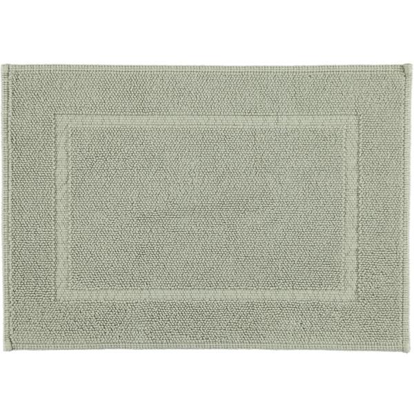 Rhomtuft - Badematte Pearl 51 - Farbe: jade - 90 50x70 cm