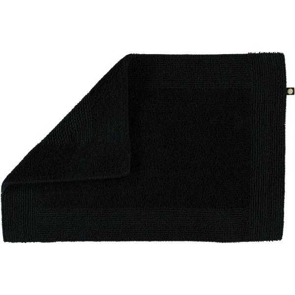 Rhomtuft - Badteppiche Prestige - Farbe: schwarz - 15 45x60 cm