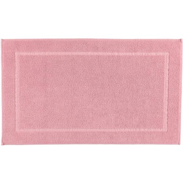 Rhomtuft - Badematte Pearl 51 - Farbe: rosenquarz - 402 70x120 cm