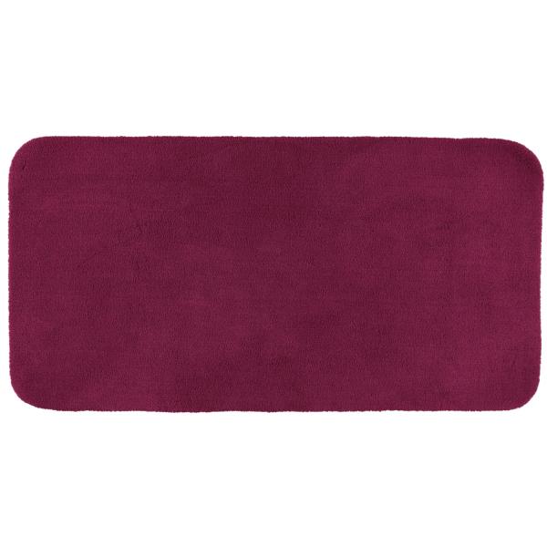 Rhomtuft - Badteppiche Aspect - Farbe: berry - 237 80x160 cm