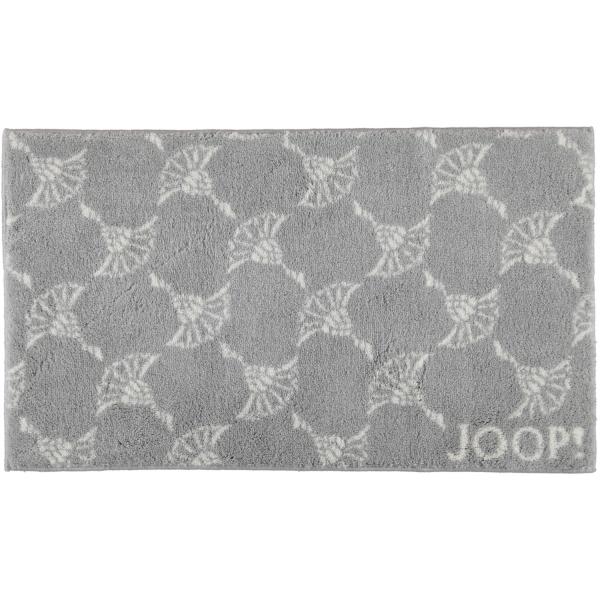 JOOP! Badteppich New Cornflower Allover 142 - Farbe: Kiesel - 085 70x120 cm