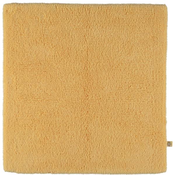 Rhomtuft - Badteppich Pur - Farbe: mais - 390 60x60 cm