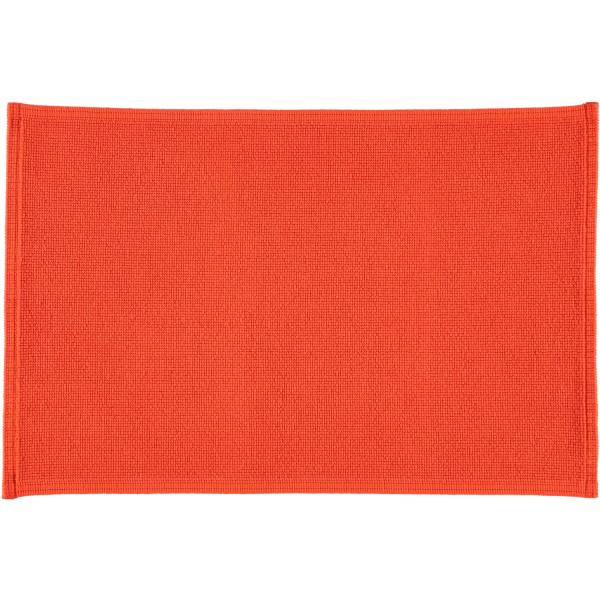 Rhomtuft - Badteppiche Plain - Farbe: mango - 378 70x120 cm