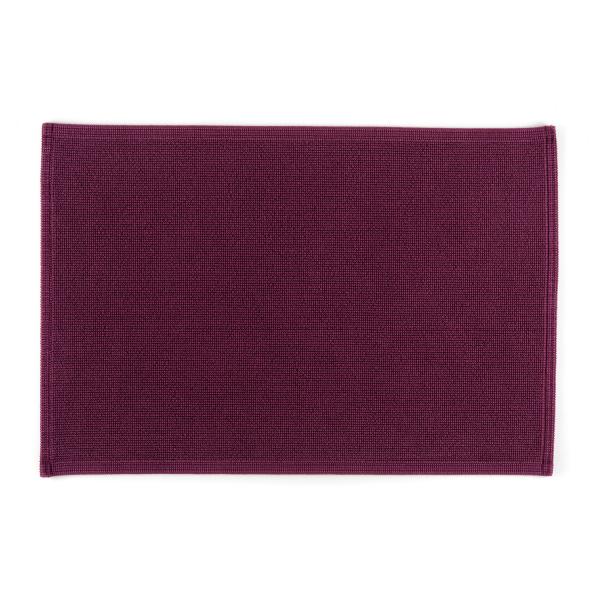 Rhomtuft - Badematte Plain - Farbe: berry - 237