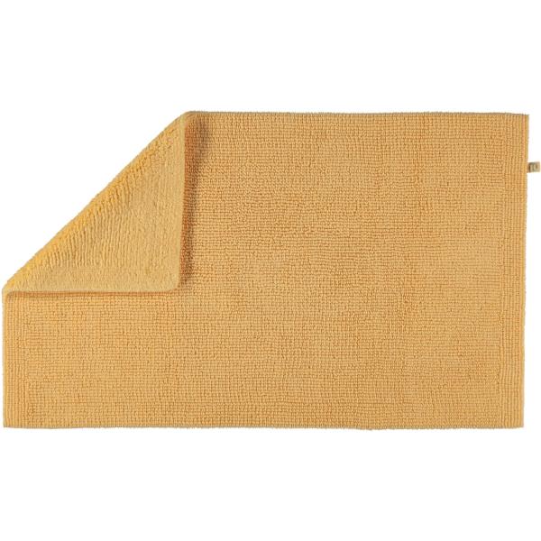 Rhomtuft - Badteppich Pur - Farbe: mais - 390 50x75 cm