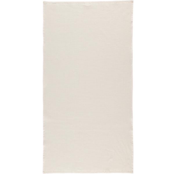 Rhomtuft - Handtücher Face & Body - Farbe: natur-jasmin - 20 Duschtuch 70x130 cm