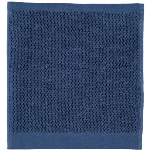 Rhomtuft - Handtücher Baronesse - Farbe: kobalt - 84 Seiflappen 30x30 cm
