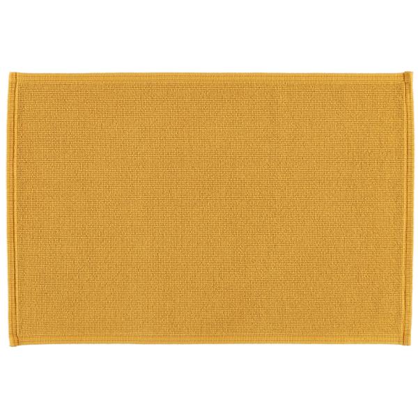 Rhomtuft - Badematte Plain - Farbe: gold - 348