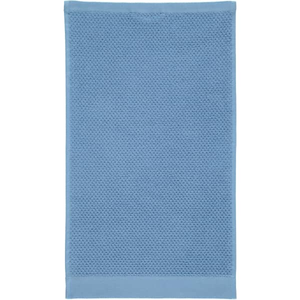 Rhomtuft - Handtücher Baronesse - Farbe: aqua - 78 Gästetuch 30x50 cm