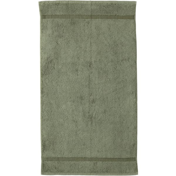 Rhomtuft - Handtücher Princess - Farbe: olive - 404 Handtuch 55x100 cm