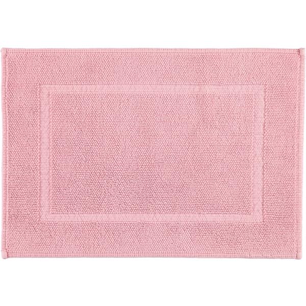 Rhomtuft - Badematte Pearl 51 - Farbe: rosenquarz - 402 50x70 cm