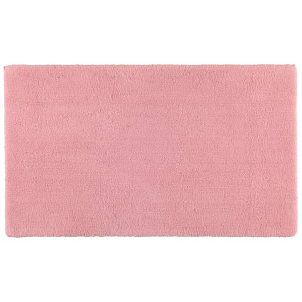 Rhomtuft - Badteppiche Square - Farbe: rosenquarz - 402 70x120 cm