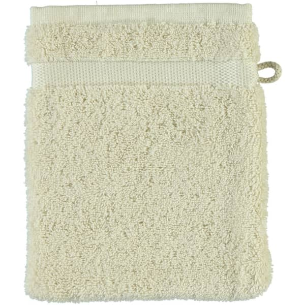 Rhomtuft - Handtücher Princess - Farbe: beige - 42 Waschhandschuh 16x22 cm