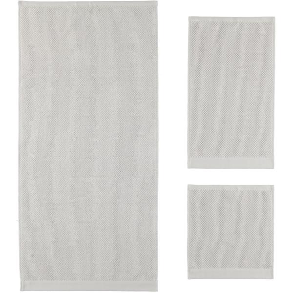 Rhomtuft - Handtücher Baronesse - Farbe: perlgrau - 11