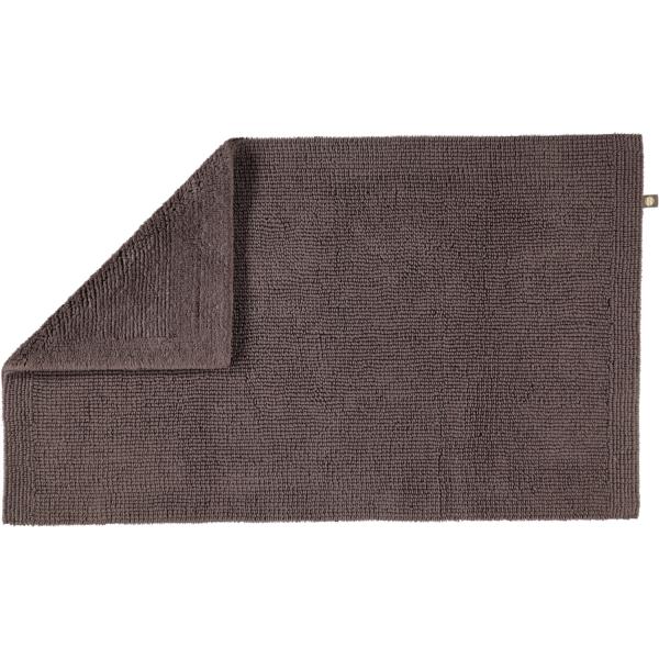 Rhomtuft - Badteppich Pur - Farbe: mauve - 302 70x130 cm