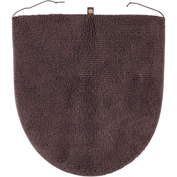 Rhomtuft - Badteppiche Prestige - Farbe: mauve - 302 Deckelbezug 45x50 cm
