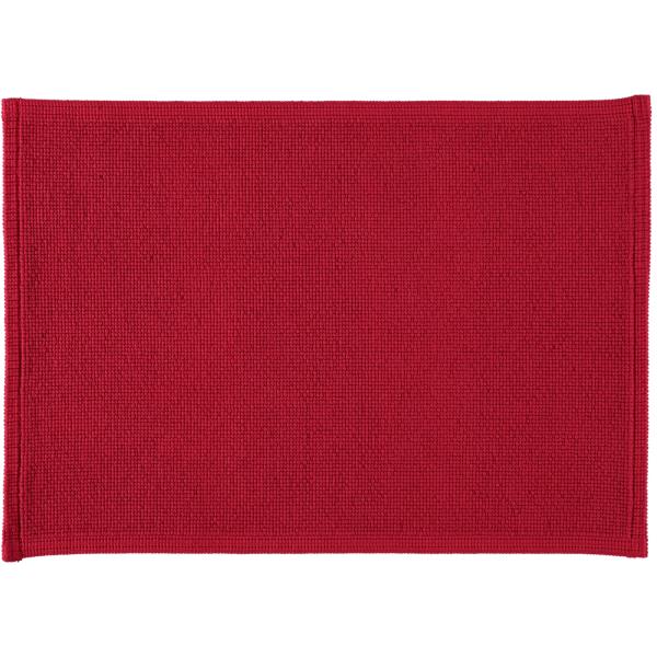 Rhomtuft - Badteppiche Plain - Farbe: cardinal - 349 50x70 cm