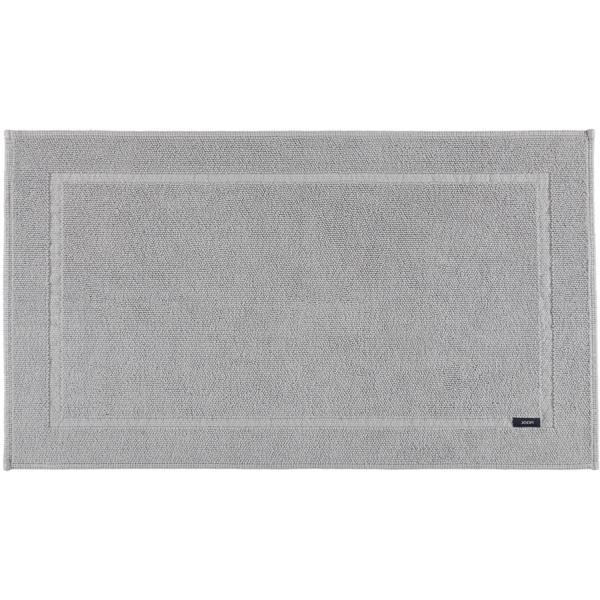 JOOP! Badematte Pearl 72 - Farbe: Silber - 026 70x120 cm