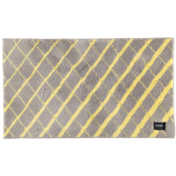 JOOP! Badteppich Diamond 143 - Farbe: Lemon - 747 70x120 cm