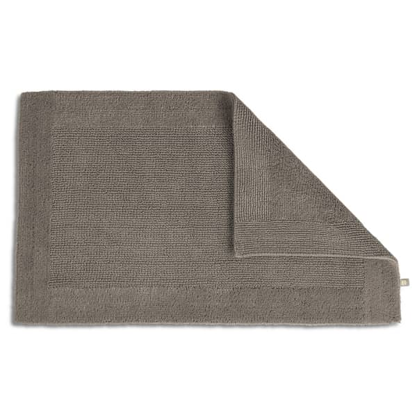 Rhomtuft RHOMY - Badteppich Select 75 - Farbe: taupe - 58 80x150 cm