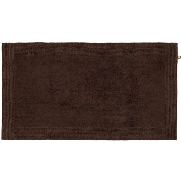 Rhomtuft - Badteppiche Prestige - Farbe: mocca - 406 70x130 cm