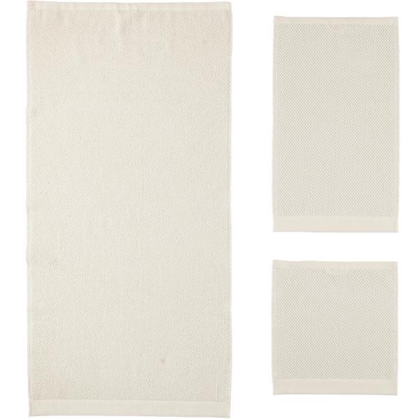 Rhomtuft - Handtücher Baronesse - Farbe: natur-jasmin - 20
