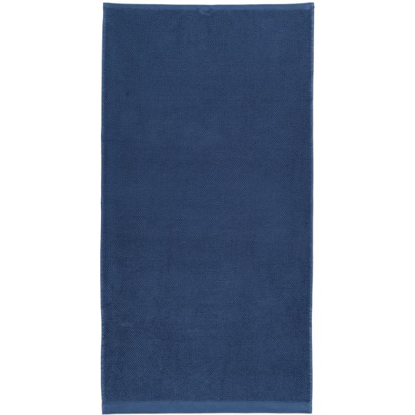Rhomtuft - Handtücher Baronesse - Farbe: kobalt - 84 Duschtuch 70x130 cm
