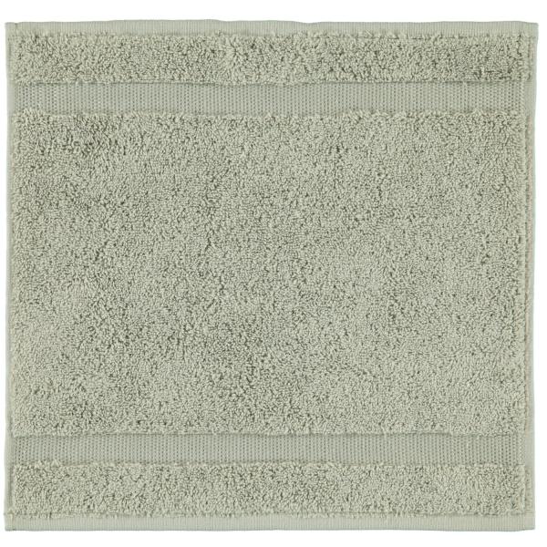 Rhomtuft - Handtücher Princess - Farbe: jade - 90 Seiflappen 30x30 cm