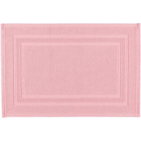 Rhomtuft - Badematte Gala - Farbe: rosenquarz - 402 60x90 cm