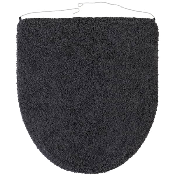 Rhomtuft - Badteppiche Aspect - Farbe: zinn - 02 Deckelbezug 45x50 cm