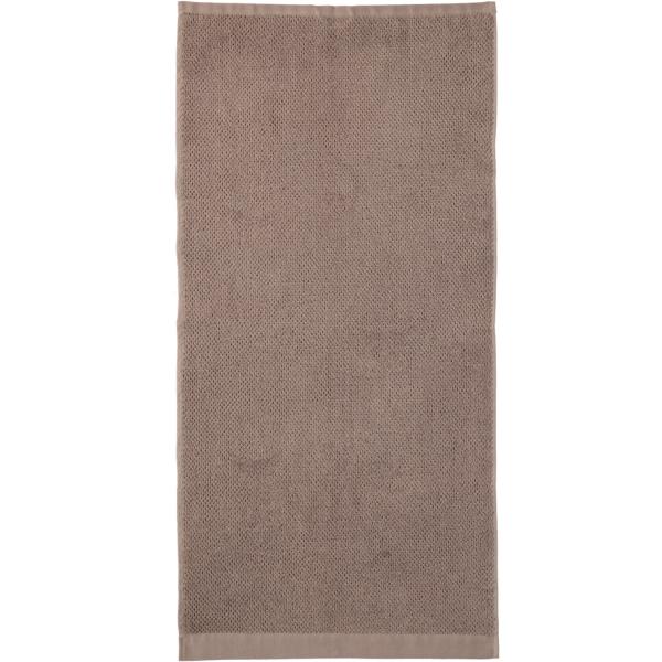 Rhomtuft - Handtücher Baronesse - Farbe: taupe - 58 Handtuch 50x100 cm