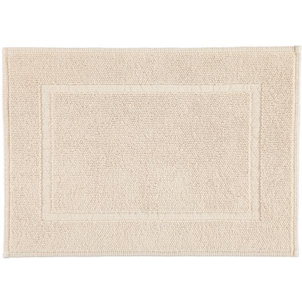 Rhomtuft - Badematte Pearl 51 - Farbe: natur-jasmin - 20 50x70 cm