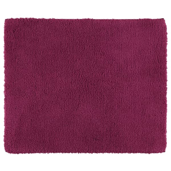 Rhomtuft - Badteppiche Square - Farbe: berry - 237 50x60 cm