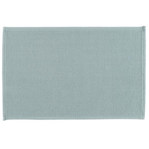 Rhomtuft - Badematte Plain - Farbe: aquamarin - 400 60x90 cm