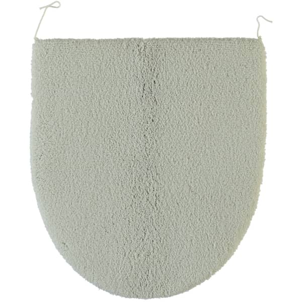 Rhomtuft - Badteppiche Aspect - Farbe: stone - 320 Deckelbezug 45x50 cm