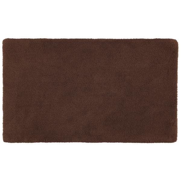 Rhomtuft - Badteppiche Square - Farbe: mocca - 406 70x120 cm